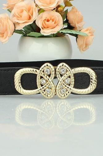 2015 beautiful flower diamond button Cummerbunds Belts for women Cintos feminine Cummerbund Belt Wide Elastic belt BY013