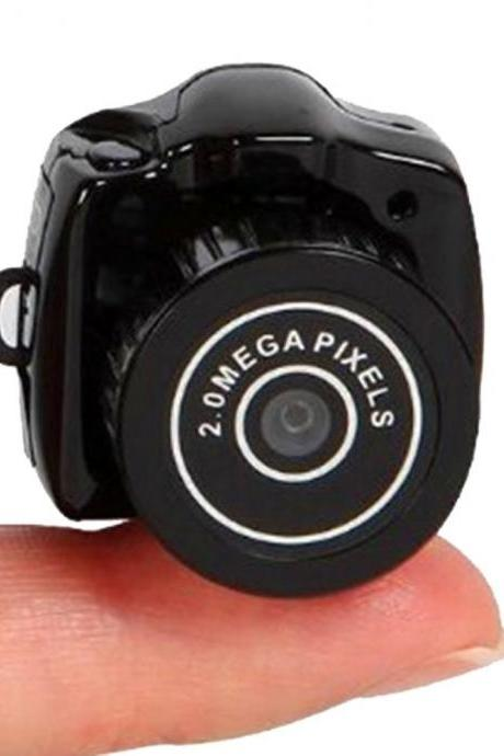 New Smallest Mini Camera Camcorder Video Dv Dvr Hidden Web Cam Camera