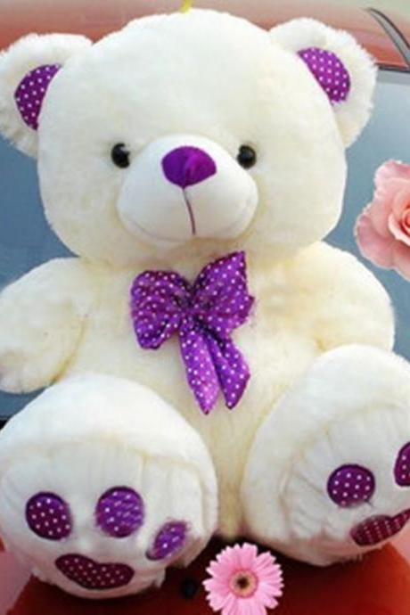 Cute Valentines Scarf Baby Bear Stuffed Plush Doll Toy High Quality Bear Doll christmas gift