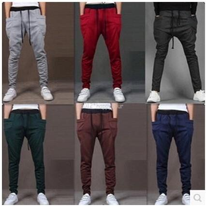New Mens Joggers Fashion H..